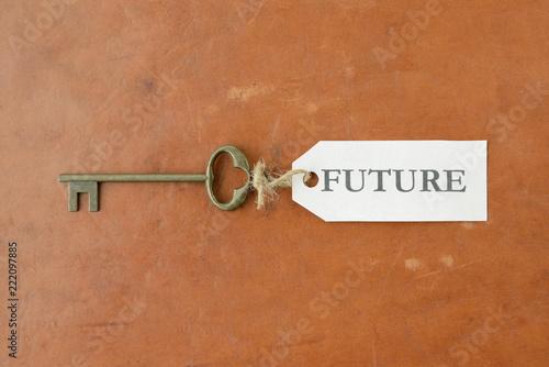 Fototapeta 未来への鍵