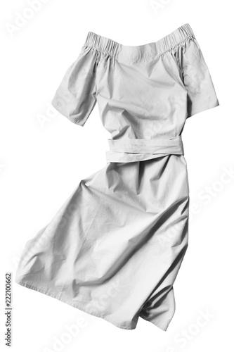 Fototapeten womenART White dress isolated