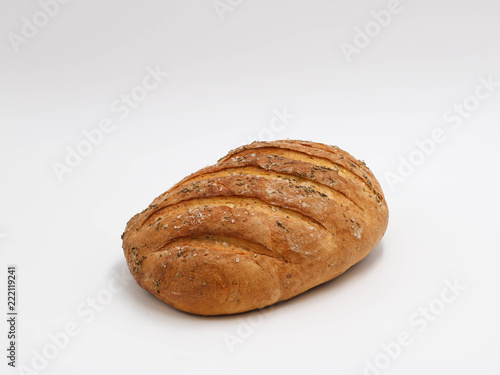 Deurstickers Brood Party bread