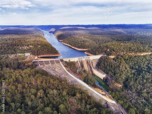 Fotografering D Warrag Dam Creek 2 BM