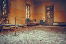 Sala Degenza Manicomio Di Voghera