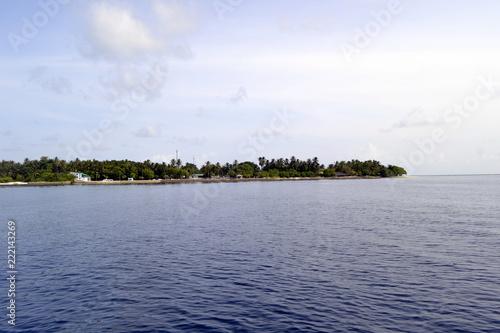 Maldive Canvas Print