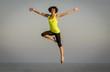 Gymnastique : Trampoline