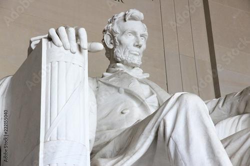 Abraham Lincoln Memorial Tableau sur Toile