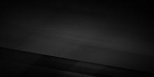 Abstract Black Surface Over Da...