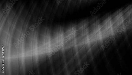 fototapeta na szkło Dark texture black abstract shine light backdrop wallpaper