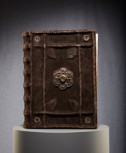 Ornate Magic Spellbook