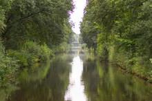 Ems Jade Kanal In Niedersachsen