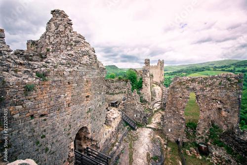 Plakat Castle Penne