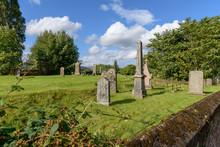 Graveyard In Fort William