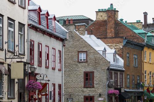 Fotografija Maison du vieux Québec, Canada Nouvelle-France