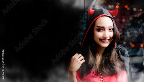 Fotografie, Tablou Happy Halloween