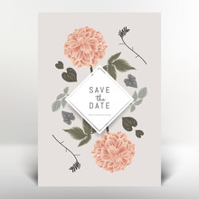 Botanical Greeting/invitation ...