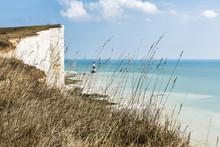 Beachy Head Lighthouse Viewed ...