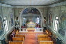 Urbex Chiesa Manicomio Di Voghera