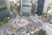 JR名古屋駅前(愛知県名古屋市)