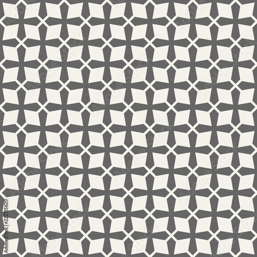 Foto  Abstract seamless pattern of crosses.