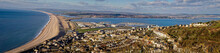 Seascape Of Chesil Beach And P...