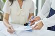 ビジネス 女性 データ分析