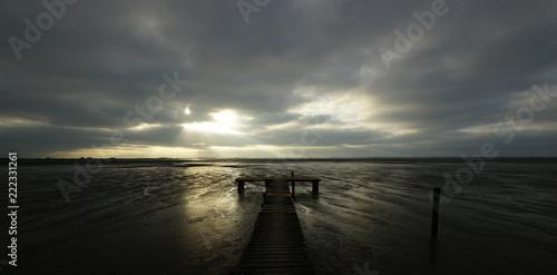 Nordsee,Jadebusen,Nationalpark Wattenmeer