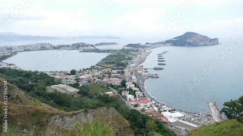 Photo Miseno view from Monte di Procida
