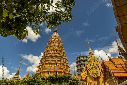 Foto  Tempel (war) in Thailand