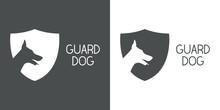 Logotipo Escudo Con Cabeza Per...