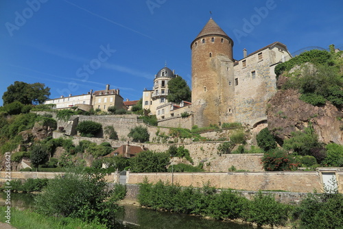 Photo Stands Melon Semur-en-Auxois, Burgund
