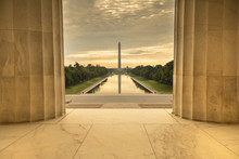 Washington DC Monument And The...