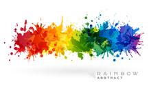 Rainbow Creative Horizontal Ba...