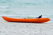 Kayak On The Beach, Samed Isla...