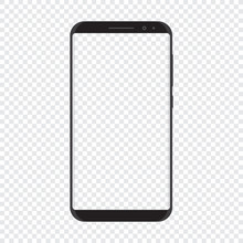Smart Phone Illustration Vecto...