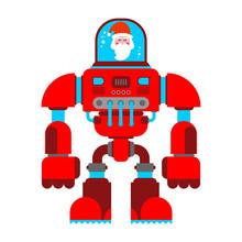 Santa Robot Exoskeleton Grandf...