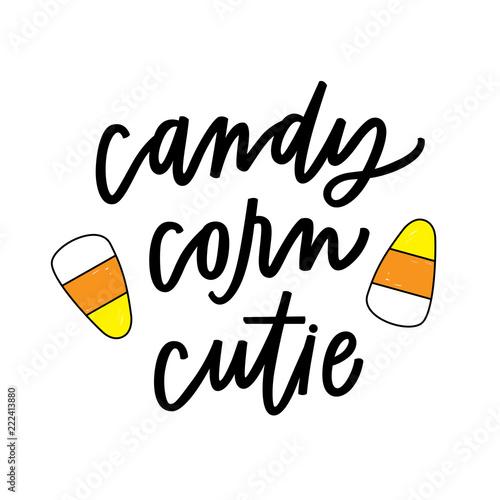 Photo  Candy Corn Cutie