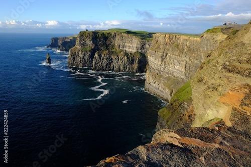 Fotografiet Irlande et falaises de Moher