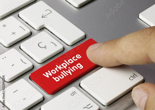 Fotografía  Workplace bullying