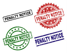 PENALTY NOTICE Seal Prints Wit...