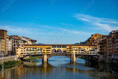 Keuken foto achterwand Florence Ponte Vecchio - Florenz