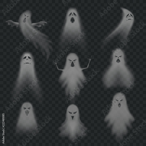 Photo Realistic ghost