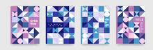 Geometric Pattern Background T...