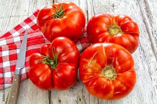 Cuadros en Lienzo  tomates