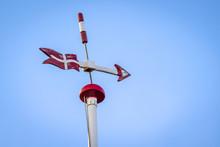 Danish Weather Vane With The F...