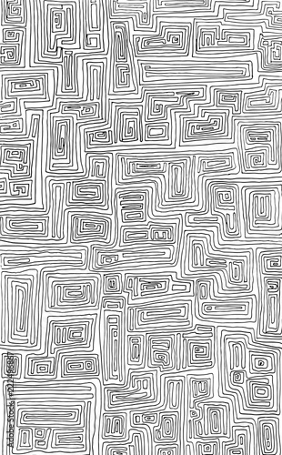 Optical Illusion Coloring Pages Online Printable - Enjoy Coloring ... | 500x310