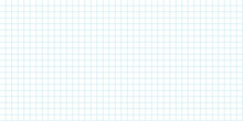 Seamless Grid Background Lined Sheet Of Paper