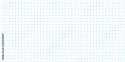 Fotografia seamless grid background lined sheet of paper