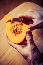 Recette Automne Potiron Halloween,entrée Plat Dessert