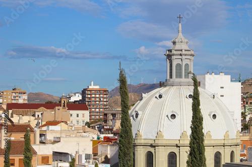 Fotografie, Obraz  Basílica de la Caridad de Cartagena, Murcia, España