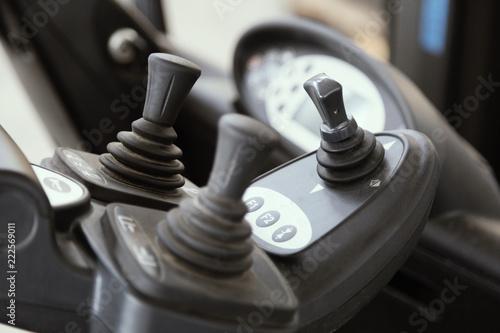 Photo  Consolle di controllo elevatore