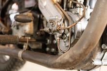 Vorkrieg, Motorrad, Kupferleit...