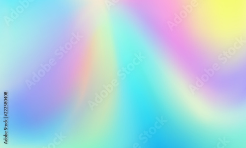 Fototapeta Color gradation abstract gradient soft background obraz